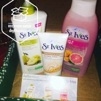 Photo of NEW St. Ives® Refresh & Revive Pear Nectar & Soy Body Lotion uploaded by Ulyssa F.