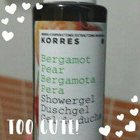 KORRES Bergamot Pear Shower Gel uploaded by Adriana P.