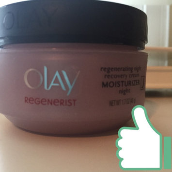 Olay Regenerist Advanced Anti-Aging Night Recovery Moisturizing Cream uploaded by Ashley D.