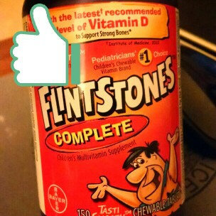 Photo of Flintstones Complete Children's Multivitamin Chewable Tablets uploaded by Lisa P.