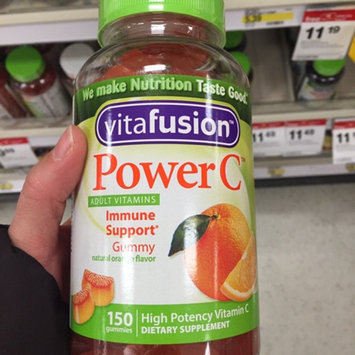 Photo of Vitafusion Power C uploaded by Melanie E.