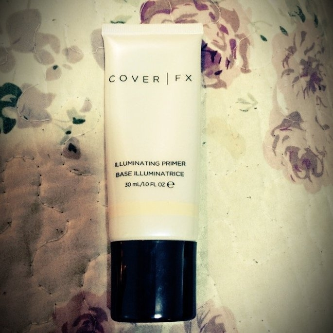Cover FX Illuminating Primer 1.0 oz uploaded by Vanessa C.