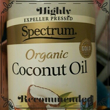 Spectrum Coconut Oil Organic uploaded by Latiesha G.