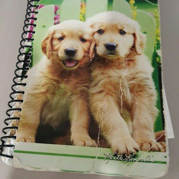 Generic ClassAct 5x7 Puppies Notebook uploaded by Celina L.