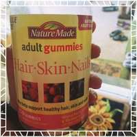 Nature Made Adult Gummies Hair-Skin-Nails Mixed Berry Cranberry & Blueberry 90 Gummies uploaded by Brittany P.