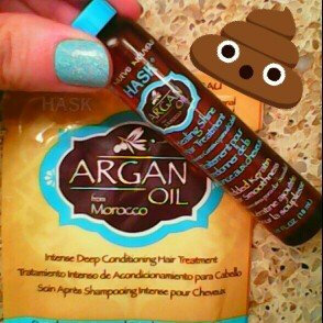 Hask Argan Oil Intense Deep Conditioning Hair Treatment uploaded by Ciara S.