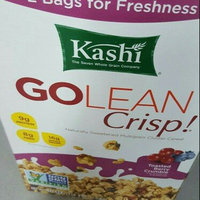 Kashi® Golean Crisp Toasted Berry Crumble Cereal uploaded by Rissa W.