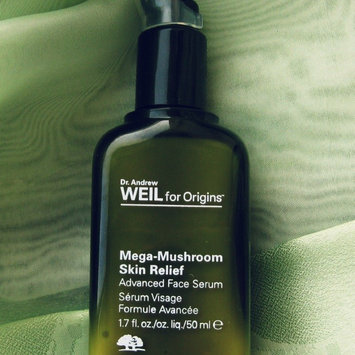 Photo of Origins Dr. Andrew Weil for Origins™ Mega-Mushroom Relief & Resilience Advanced Face Serum uploaded by Mekiah F.