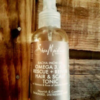 SheaMoisture Sacha Inchi Oil Omega-3-6-9 Rescue + Repair Hair & Scalp Tonic uploaded by Bailey A.