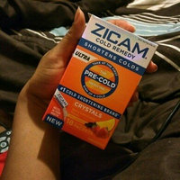 Zicam Ultra Berry Lemonade Cold Remedy Homeopathic Crystals - 18 Count uploaded by Myra H.