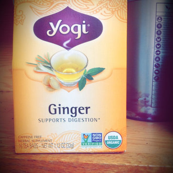 Photo of Yogi Tea Ginger Tea uploaded by Donneisha D.