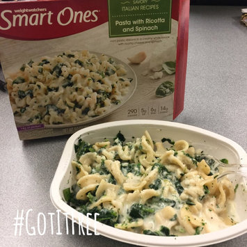 Photo of Weight Watchers Smart Ones Classic Favorites Pasta with Ricotta and uploaded by Paula K.