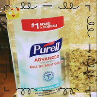 Purell Advanced Hand Sanitizer, Pump, Original, 33.8 oz. uploaded by Jasmine B.