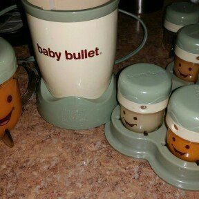 Baby Bullet by Magic Bullet Complete Baby Food Prep System uploaded by Michelle R.