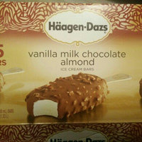 Haagen-Dazs Vanilla Milk Chocolate Almond Ice Cream Bar uploaded by Nisha M.