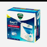 Vicks® EasyFill Cool Mist Humidifier VUL750 uploaded by Alessandra L.