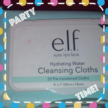 e.l.f. Studio Makeup Remover Cleansing Cloths uploaded by Quinteria h.