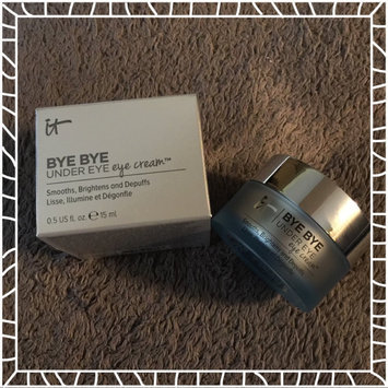 IT Cosmetics Bye Bye Under Eye Eye Cream(TM) Smooths, Brightens, Depuffs 0.5 oz uploaded by Kim R.