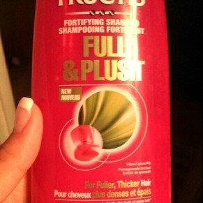 Garnier® Fructis® Full & Plush Shampoo uploaded by Kristen S.