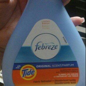 Febreze Fabric Refresher Fabric Refresher - Tide Original uploaded by Ariana G.