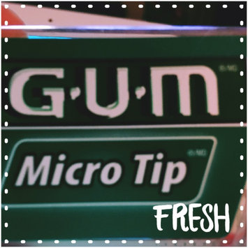 G-U-M Micro Tip Toothbrush Value Pack uploaded by Tammy G.