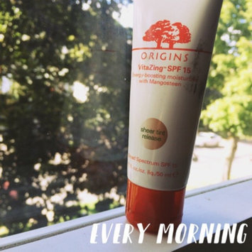 Origins VitaZing SPF 15 Energy-Boosting Moisturizer with Mangosteen uploaded by Illa A.