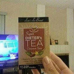 Photo of Laci Le Beau Maximum Strength Super Dieter's Tea uploaded by Erin C.
