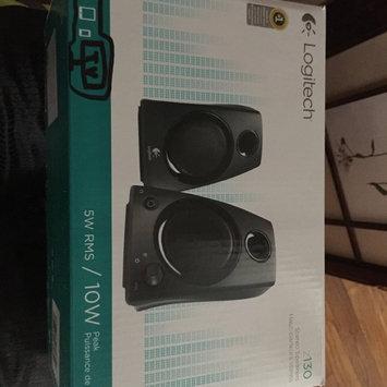 Photo of Logitech Z130 Speaker System - Black (980-000417) uploaded by member-ac14f3e7b