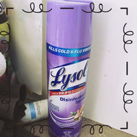 Lysol Early Morning Breeze Disinfectant Spray Early Morning Breeze uploaded by Ana J.