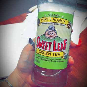 Sweet Leaf® Mint & Honey Green Tea 16 fl. oz. Bottle uploaded by Catherine C.