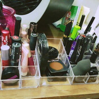 Beauty Acrylic Acrylic Cosmetic Organizer Makeup Brushes Lipstick Holder 1033 uploaded by Alyssa W.