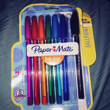 Photo of Paper Mate PaperMate Inkjoy 18ct Asst. Ballpoint Stick Pen uploaded by Joanna N.
