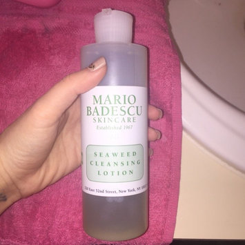 Photo of Mario Badescu Seaweed Cleansing Lotion uploaded by Brittney D.