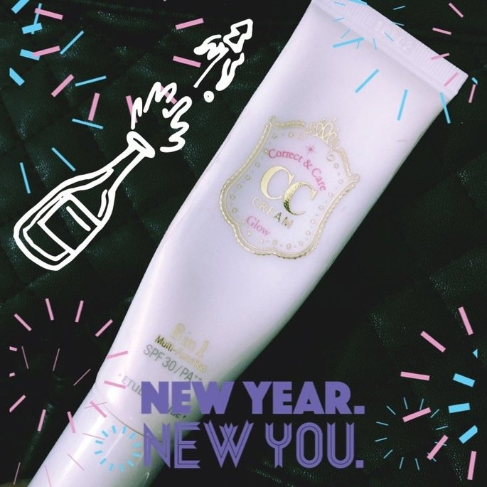Etude House CC Cream SPF30 PA++ #2 Glow uploaded by Candy B.