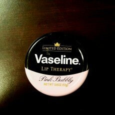 Vaseline Limited Edition Lip Therapy Pink Bubbly Tin uploaded by Jessica E.