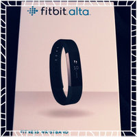 Fitbit 'Alta' Wireless Fitness Tracker, Size Large - Black uploaded by M M.