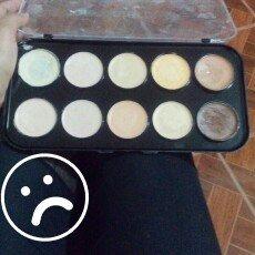 Beauty Treats Concealer Palette uploaded by Analleli L.