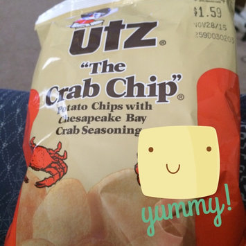 Photo of Utz The Crab Chip Potato Chips uploaded by Tonji B.