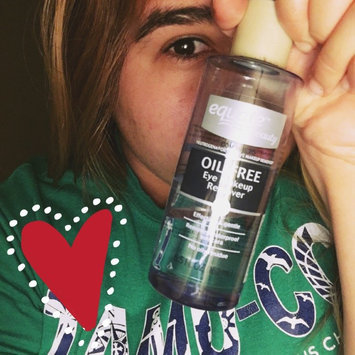 Equate Oil-Free Eye Makeup Remover, 5.5 fl oz uploaded by Catherine S.