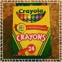 Crayola Crayons, 24 pack uploaded by Alyssa K.