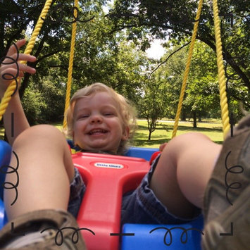 Photo of Little Tikes 2-in-1 Snug 'n Secure Swing uploaded by Ashley H.