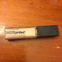 Maybelline Master Prime® Long-Lasting Eye Shadow Base uploaded by Crystal C.
