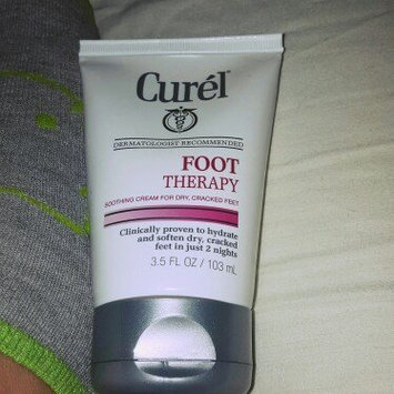 Curel Targeted Therapy Foot Therapy Cream uploaded by Karicia R.