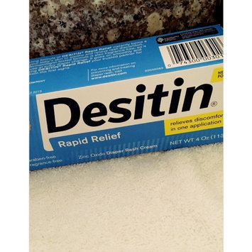 Desitin Rapid Relief Diaper Rash Ointment uploaded by Geovanna P.