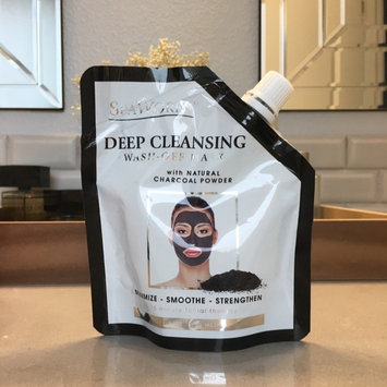 Global Beauty Mask Wash Off Charcoal 5oz uploaded by Tanya I.