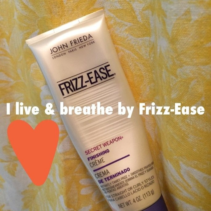 John Frieda Frizz-Ease Secret Weapon Flawless Finishing Creme uploaded by Lauren B.