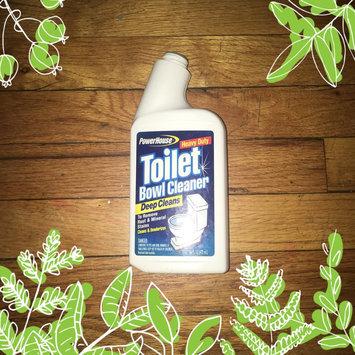 Photo of PowerHouse Heavy Duty Toilet Bowl Cleaner uploaded by Bergineliz R.