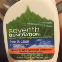 Seventh Generation Free & Clear All Purpose Natural Cleaner uploaded by Miranda W.