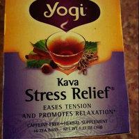 Yogi Tea Kava Stress Relief uploaded by Alyssa K.