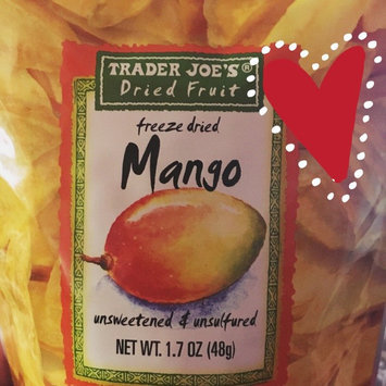 Photo of Trader Joe's Just Mango Slices uploaded by Grace H.